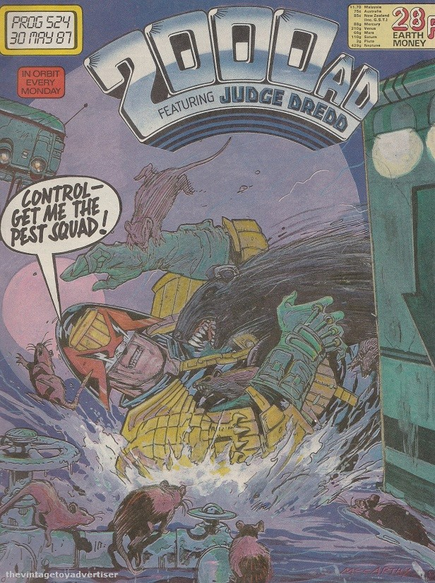 Does anyone else collect judge dredd comic or figures? - Page 7 2000_a23
