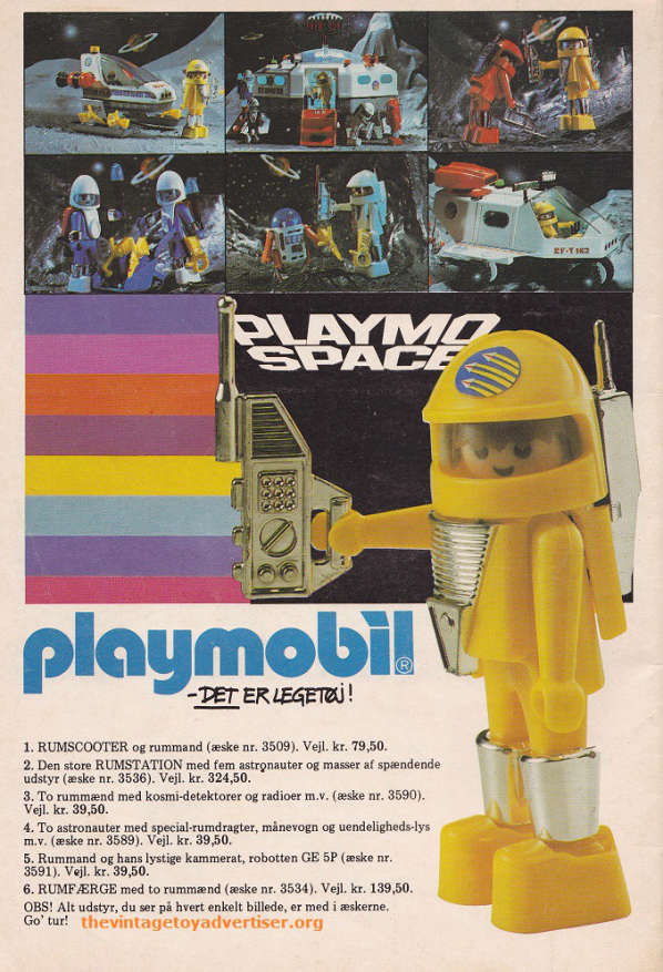 Does anyone else collect Playmobil? Anders10