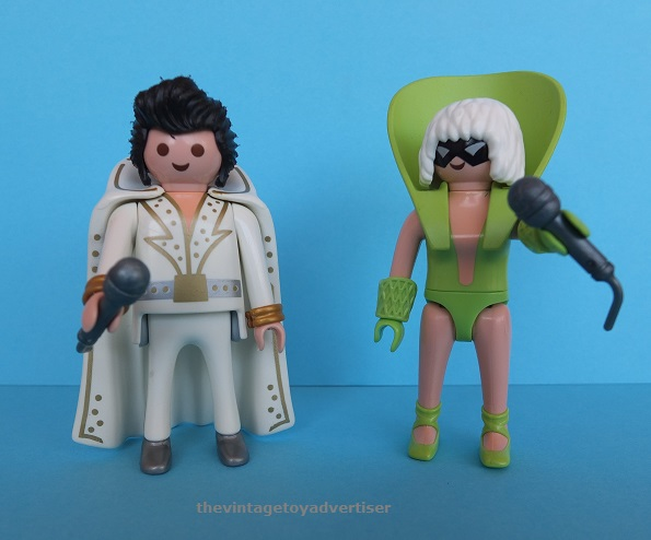 Does anyone else collect Playmobil? Elvis_10