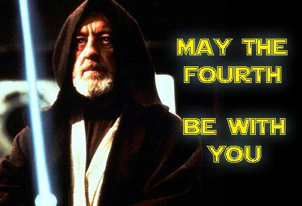 Happy Star Wars Day! May the Fourth Be With You! Images10