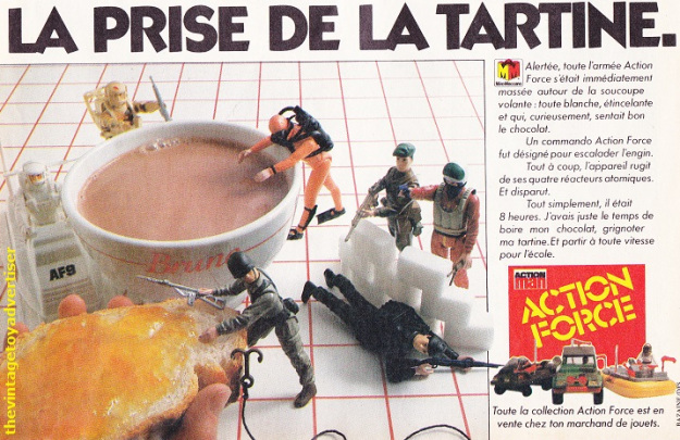 Action Force: First Series  Pifg-110
