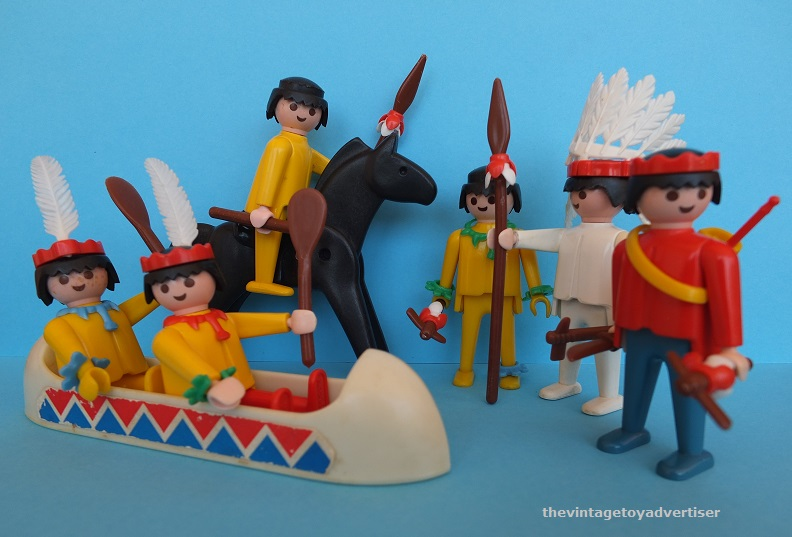Does anyone else collect Playmobil? Playmo16