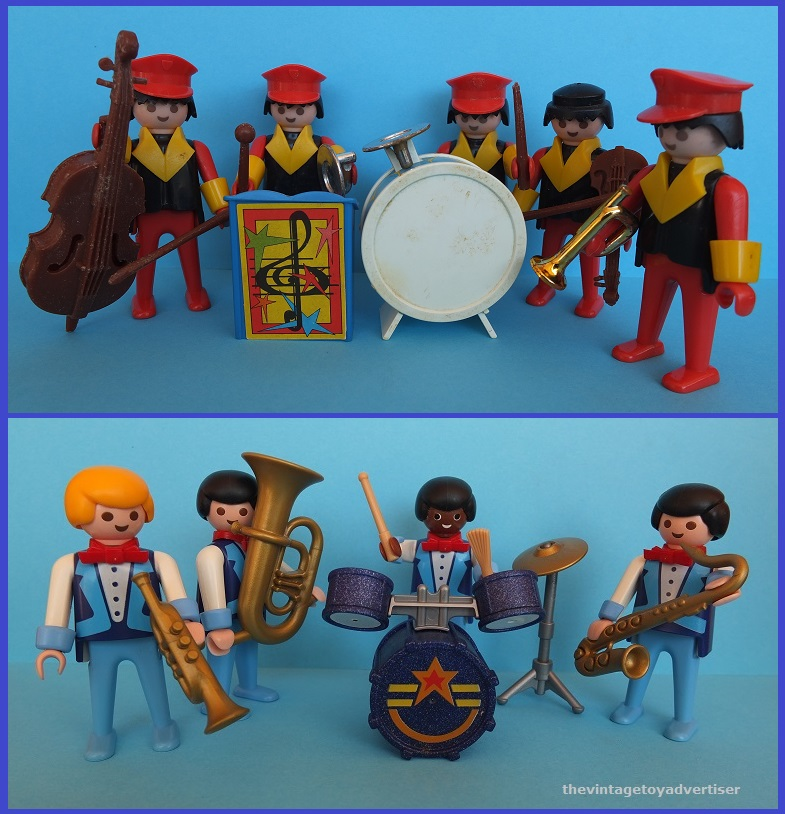 Does anyone else collect Playmobil? Playmo20
