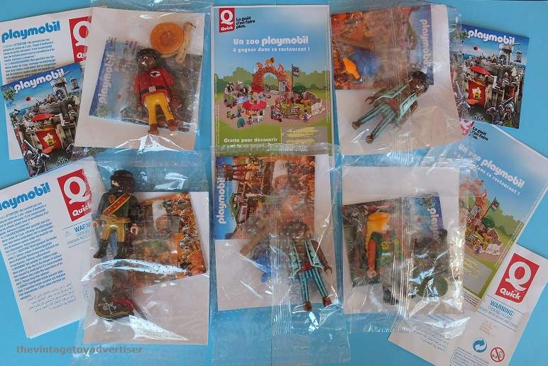 Does anyone else collect Playmobil? Playmo23