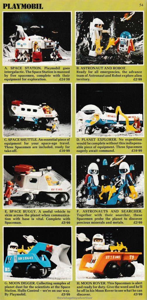 Does anyone else collect Playmobil? Playmo33