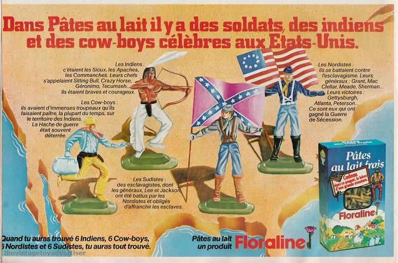 Toy soldiers, cowboys, indians, space men etc Soldie10