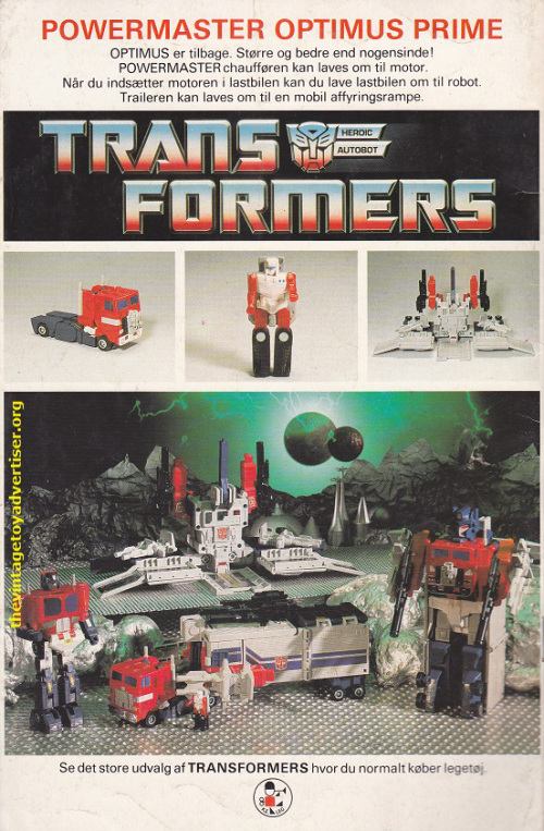 The Coolest toys you've never owned? Transf10
