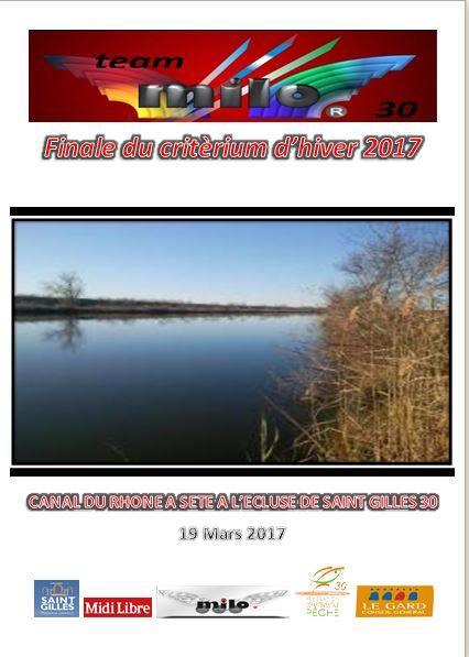 Le Team MILO 30 organise leur 7ème critérium du Gard 17190310