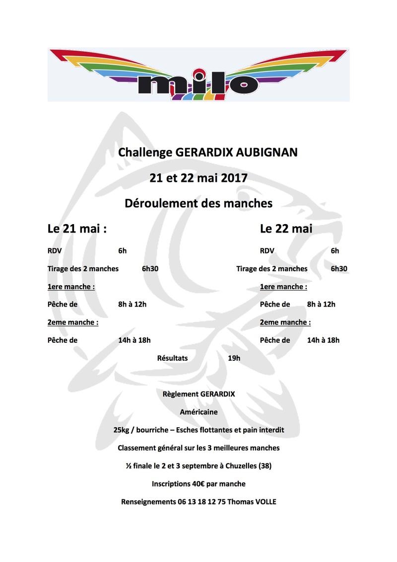 Gérardix à aubigan le 20 et 21 mai. Challe10