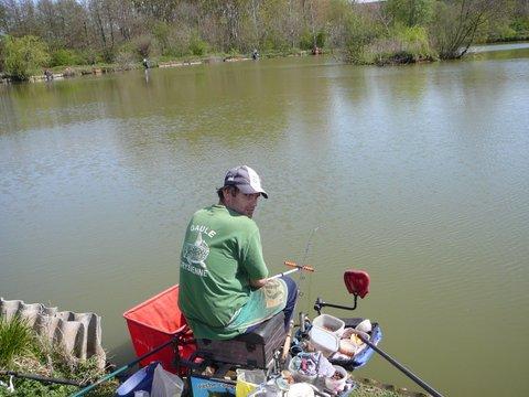 Concours individuel le 6 avril sur le plan d'eau de chuzelles  P1130524