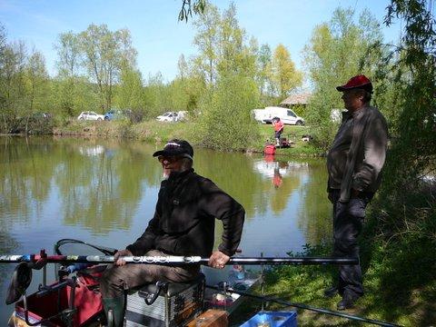 Concours individuel le 6 avril sur le plan d'eau de chuzelles  P1130529