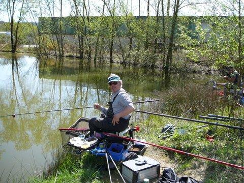 Concours individuel le 6 avril sur le plan d'eau de chuzelles  P1130533