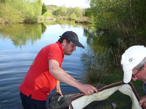 Concours individuel le 6 avril sur le plan d'eau de chuzelles  P1130625