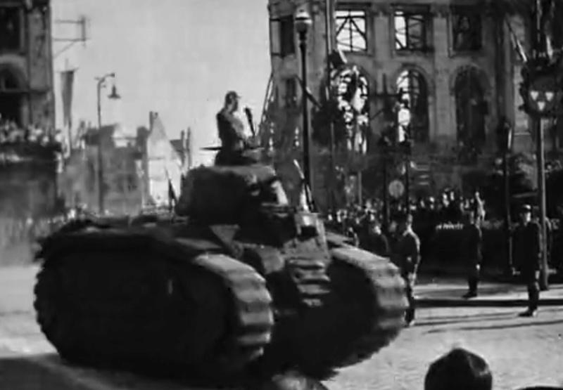 Char B1 Armée Française de 1944 Sans_t11