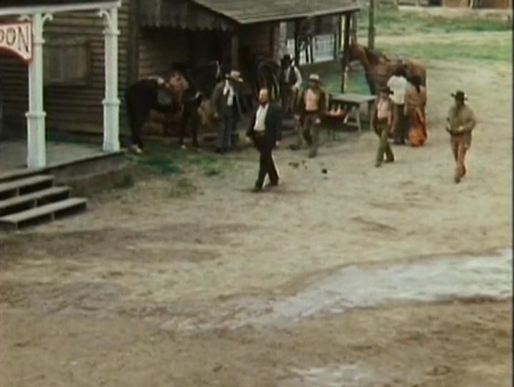 I sette del gruppo selvaggio (Inédit en France) - 1972 ou 1975 - Gianni Crea - Vlcsna11