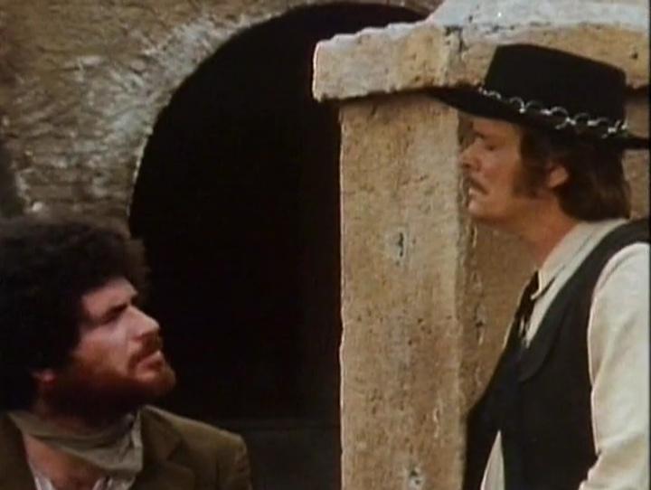 I sette del gruppo selvaggio (Inédit en France) - 1972 ou 1975 - Gianni Crea - Vlcsna13