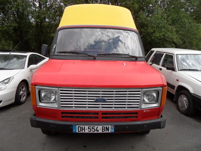 [MK2] Ford Transit 1982 Ex-pompiers Sam_5910