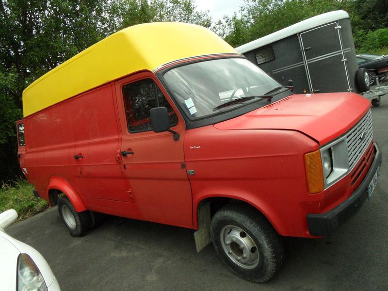 [MK2] Ford Transit 1982 Ex-pompiers Sam_5912