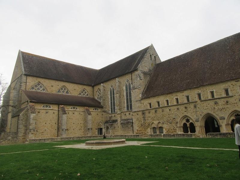 Balade guidée à l'abbaye de l'épau , les photos  Img_3517