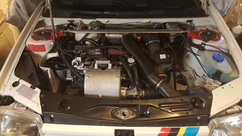 [Anterak78] 205 GTI 1.6L - 115cv - Blanc Meije - 1991 - Page 15 20170411