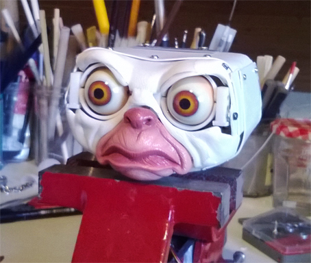George mogwai animatronique - Gremlins 2 1310