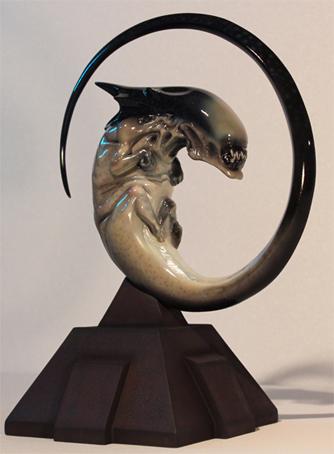 Alien Queen Foetus 1:1 Droit114