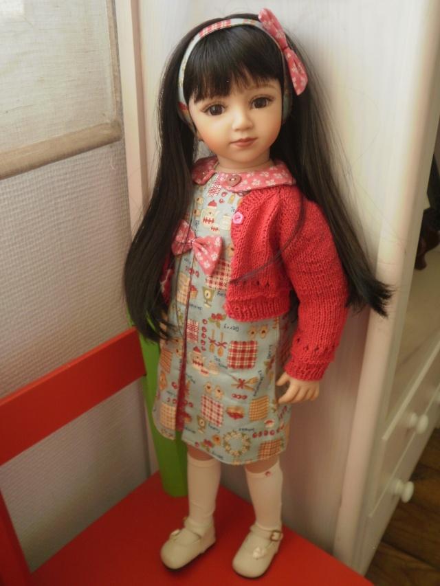 Ma belle Maru, habillée par Vanina Pa195011