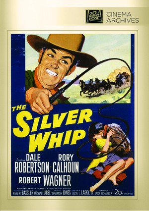 Le fouet d'argent- The Silver Whip- 1953- Harmon Jones 2514311
