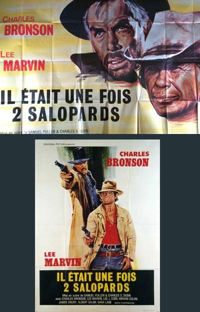 Il était une fois 2 salopards- The Meanest men in the West - 1962 - Charles Dubin/ Samuel Fuller En189810