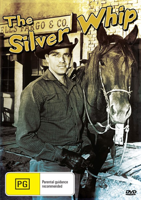 Le fouet d'argent- The Silver Whip- 1953- Harmon Jones Silver10
