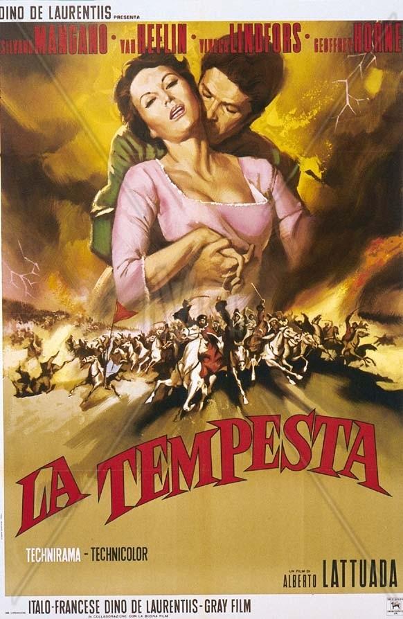 La tempête- La tempesta - 1958- Alberto Lattuada Tempes10
