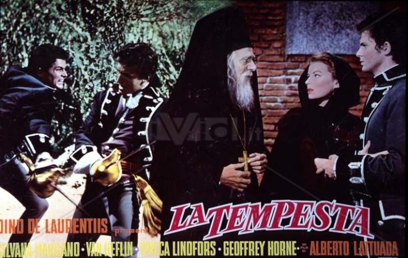La tempête- La tempesta - 1958- Alberto Lattuada Tempes11
