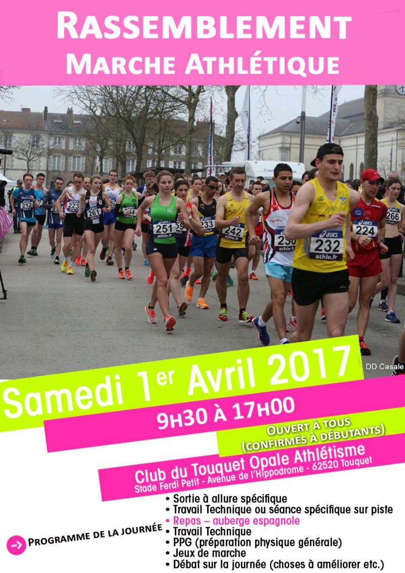 Regroupement marche au Touquet (62) Rassem10