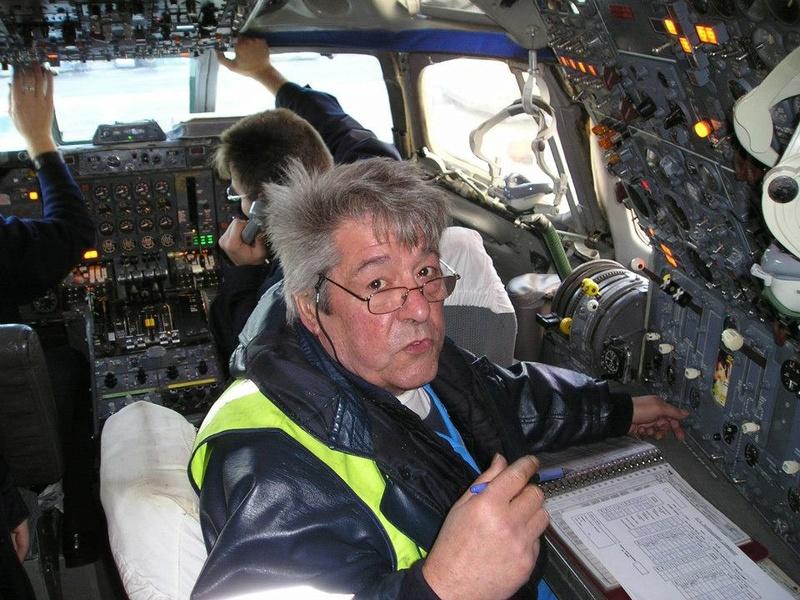 [Aéronavale divers] DC8 COTAM - Page 7 60385410
