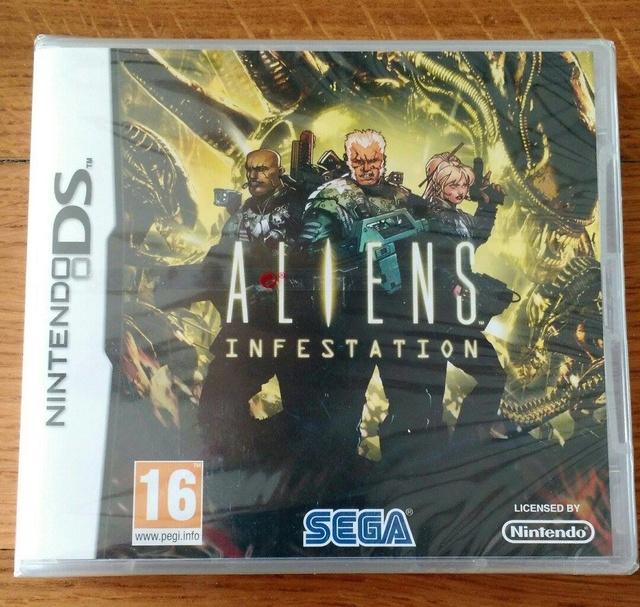 [VDS] Aliens Infestation DS FR Sous Blister 17273510