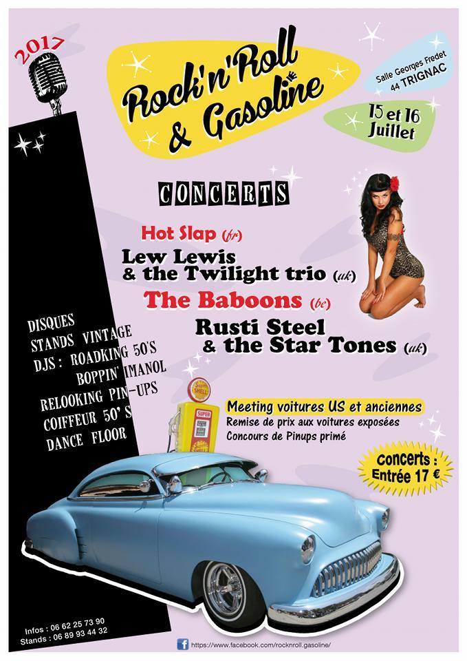 RUSTI STEEL & THE STAR TONES 15073411