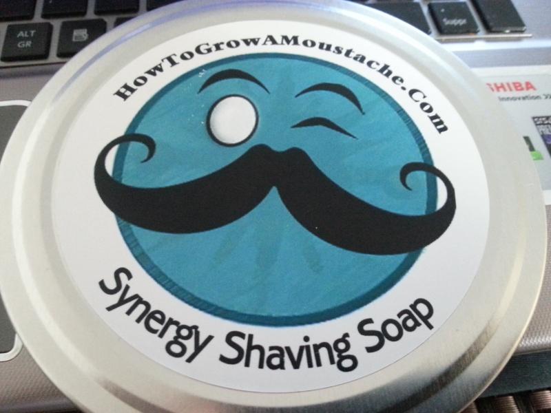 Synergy Shaving Soap ( cavendish) 20131220