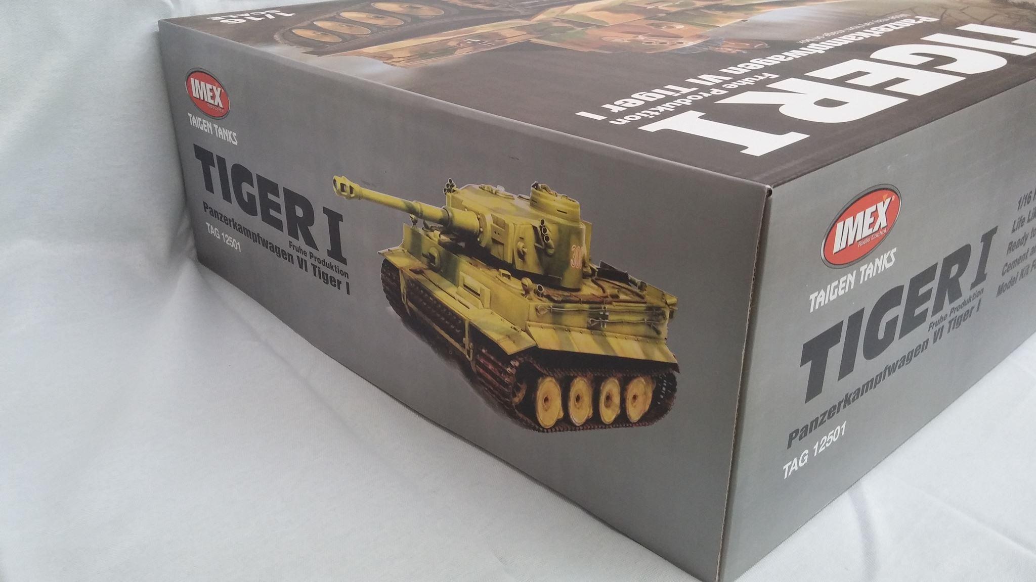 Imex Taigen Tank 210