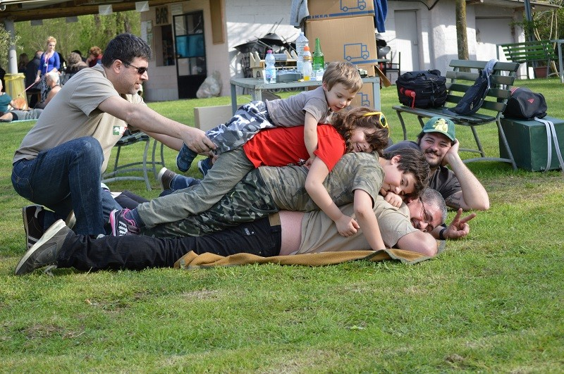 Battaglie di Rctankir Campo Outdoor 30 marzo 211