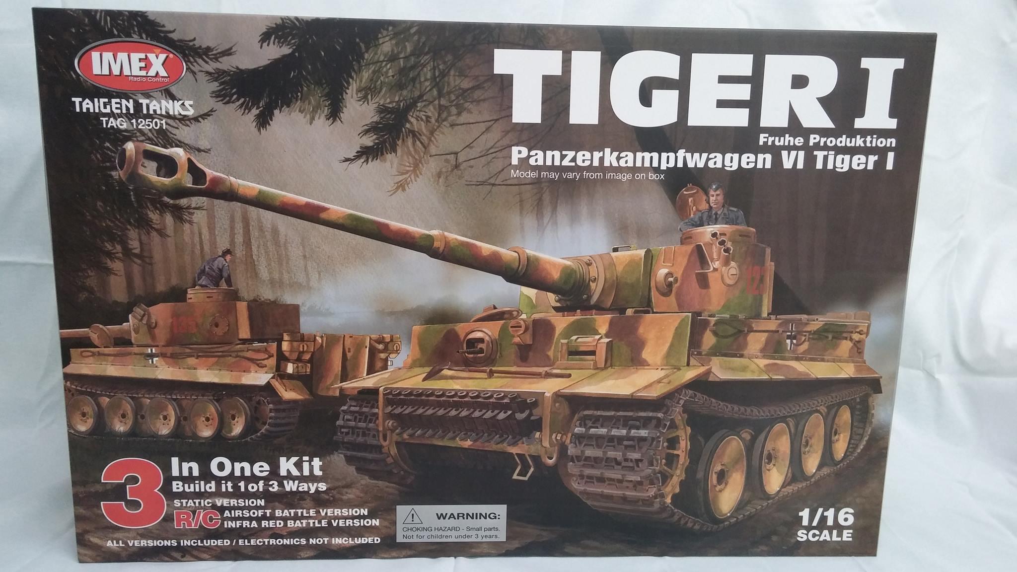 Imex Taigen Tank 610