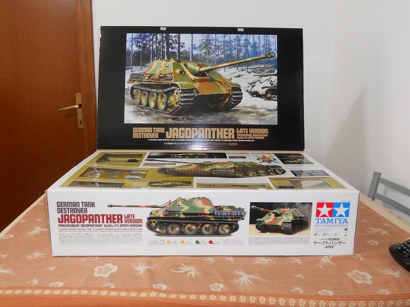 WIP Jagdpanther Tamiya di Daffy Duck Jagdpa11