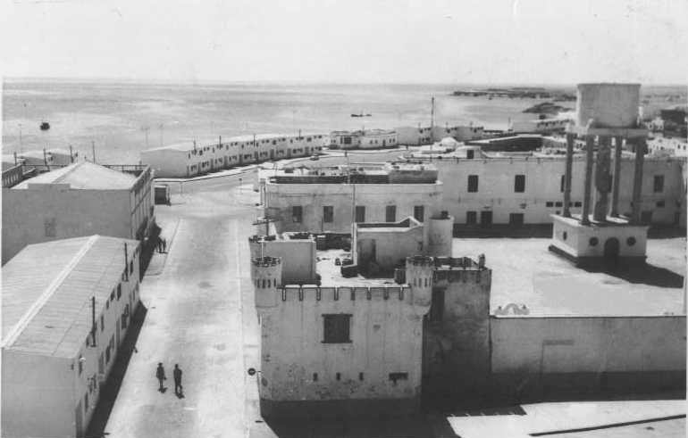Sahara Marocain histoire etalée sur 40ans Dakhla12