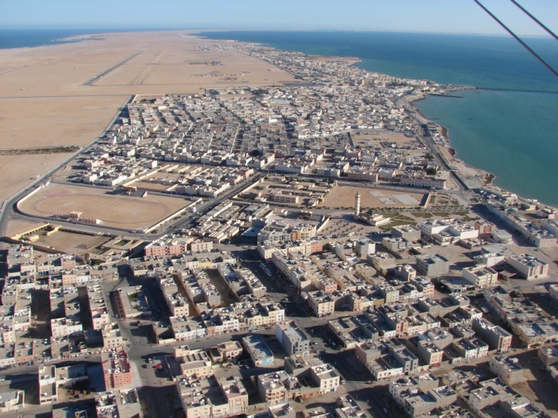 Sahara Marocain histoire etalée sur 40ans Dakhla13