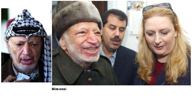 Mediatisation de l'assassinat de Yasser Arafate Pourquoi? Mimoun14