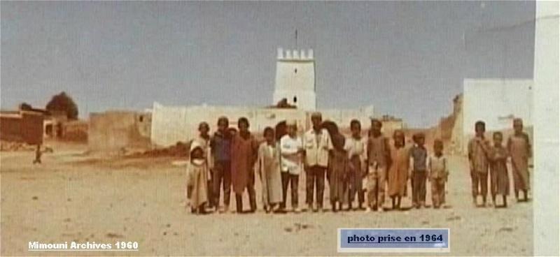 Village mosquee Ouled mimoune 1960 Mimoun21