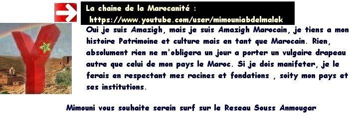 Le manifeste Mimouni Maroc logo  Saida410