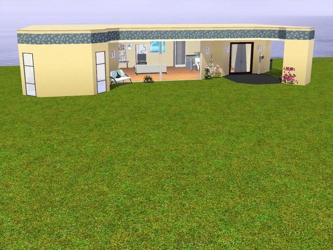 [Sims3]-Débutant- Atelier construction moderne.  112