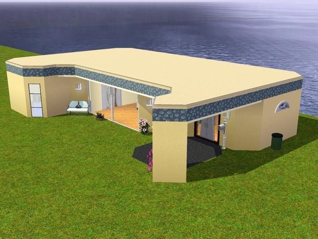[Sims3]-Débutant- Atelier construction moderne.  213