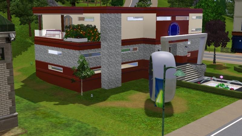 [Sims3]-Débutant- Atelier construction moderne.  - Page 14 226