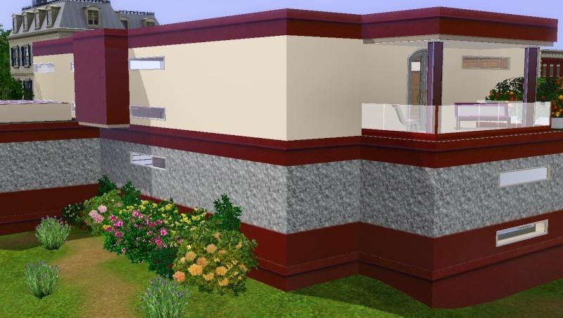 [Sims3]-Débutant- Atelier construction moderne.  - Page 14 324